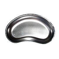 Лоток ниркоподібний нержавіюча сталь 20 см