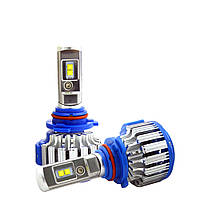 Комплект светодиодных LED ламп Xenon T1 HB4 (9006)
