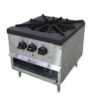 Плита газовая 1-конфорочная Custom Heat