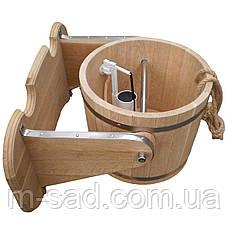 Ведро-водопад для бани Seven Seasons™, 20 литров, фото 3