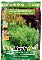 Грунтовая подкормка Dennerle (Денерли) Nutri Basis 6 в 1 для аквариумных растений, 2,4 кг