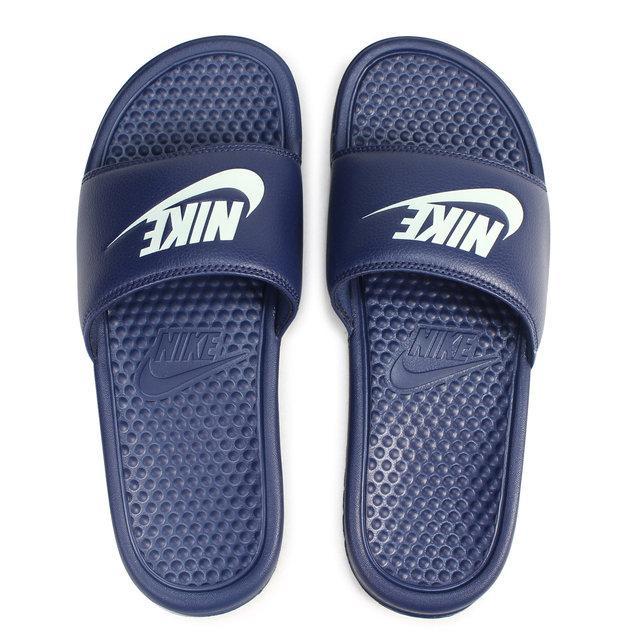 d913f35c Тапочки Nike Benassi JDI Slide (343880-403) оригинал - CrossUp в Ивано-