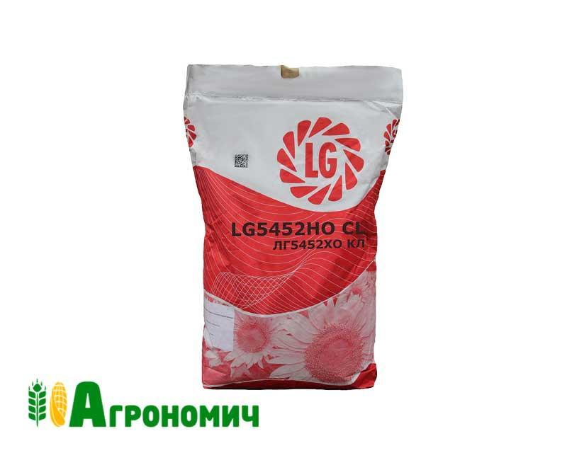 Насіння соняшнику ЛГ 5452 ХО КЛ | LG 5452HO CL від Лімагрейн