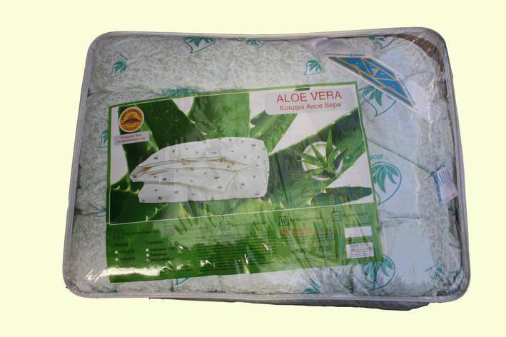 Одеяло АРДА наполнитель АЛОЕ ВЕРА полутороспальное Гипоаллергенное, фото 2