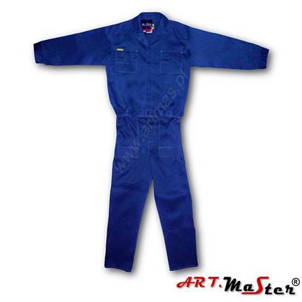 Профессиональная  рабочая одежда ARTMAS синего цвета ART.MASTER - niebieski, фото 2