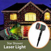 Лазерный проектор  Laser Light (Star Shower)  (Польша)