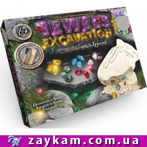 Набір для проведення розкопок JEWERLS EXCAVATION'Розкопки діамантів