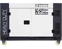 Дизельний генератор KS 14200HDES ATSR