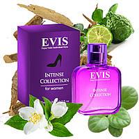 Духи парфюм для женщин Evis Intense Collection №1 50 мл аромат цветочный древесный