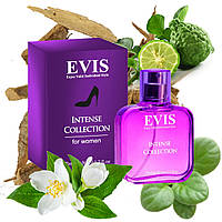 Парфюмированная вода для женщин Evis №1 50 мл аромат цветочный древесный