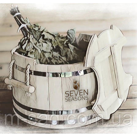 Запарник для веников Seven Seasons™ Expert, 20 л, фото 2