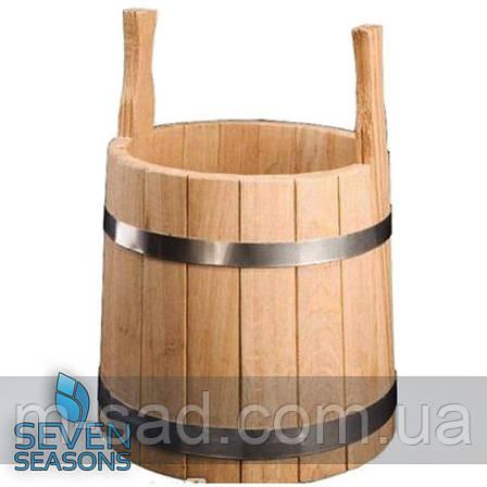 Ушат дубовый Seven Seasons™, 12 литров, фото 2