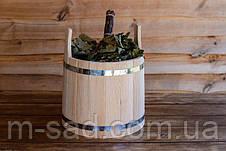 Ушат для бани Seven Seasons™, 12 литров, фото 2