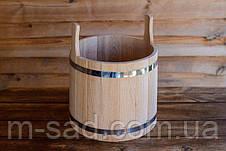 Ушат для бани Seven Seasons™, 12 литров, фото 3