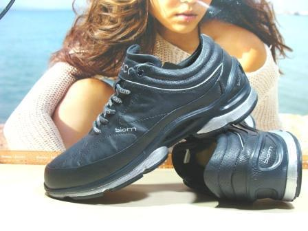 Мужские ботинки Ecco Biom (реплика) серые 42 р.