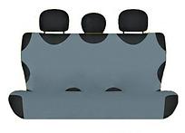 Чехол-майка Elegant на заднее сидение серая EL 105 240  новый дизайн