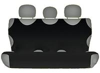 Чехол-майка Elegant на заднее сидение черная EL 105 244  новый дизайн, фото 1