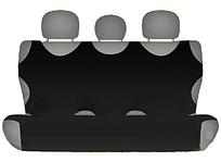 Чехол-майка Elegant на заднее сидение черная EL 105 244  новый дизайн