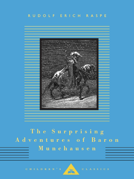 Книга The Surprising Adventures of Baron Munchausen
