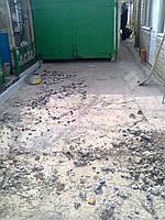 Демонтаж покрытия (бетона,асфальта) до 10 см.