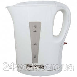 Чайник электрический Grunhelm EKP-2217I(белый)