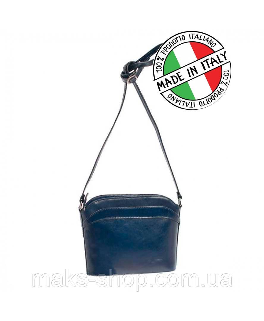 0db5d9061f6c Женская небольшая сумка кожаная сумка Vera Pelle - Maks Shop- надежный и  перспективный интернет магазин