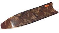 Лопасти стеклопластиковые Leaderfins Stereoblades Waves Alga Brown