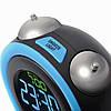 Электронный будильник GOTIE GBE-300R (синий), фото 2