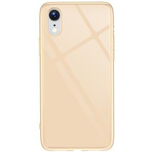 Чехол T-PHOX iPhone Xr 6.1 - Crystal Gold