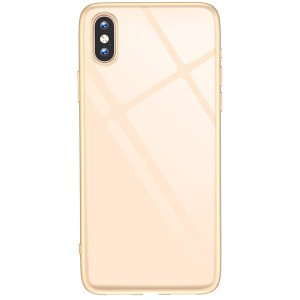 Чехол T-PHOX iPhone Xs Max 6.5 - Crystal Gold
