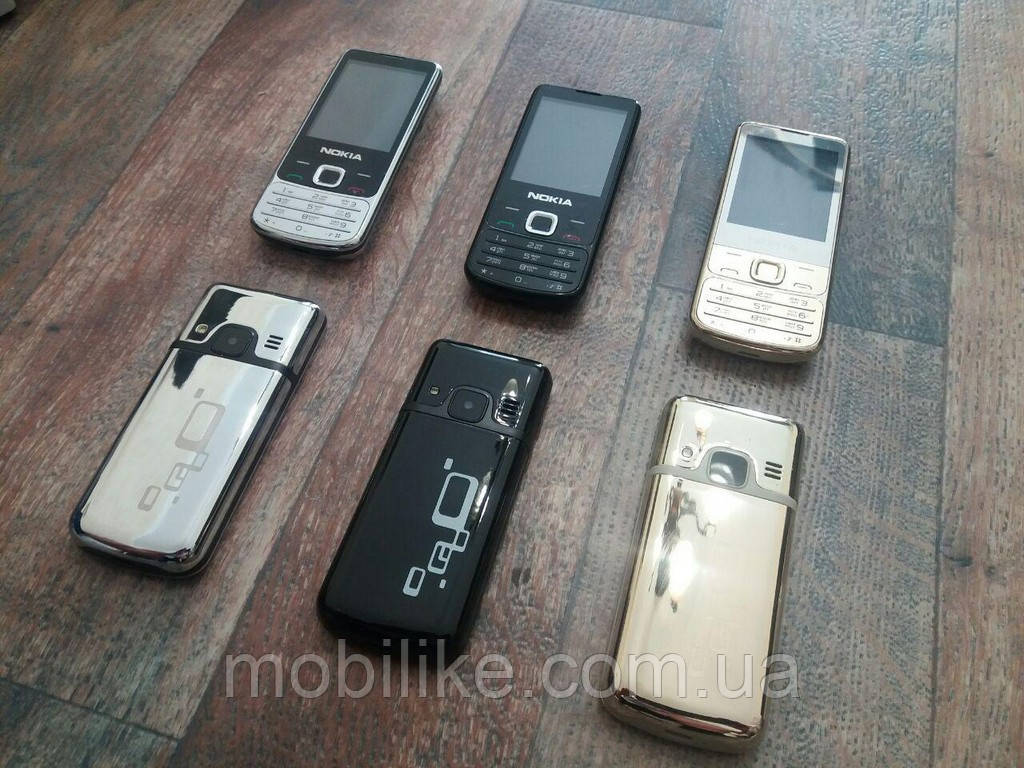 УЦЕНКА! Мобильный телефон Nokia 6700 DualSim Корпус из метала!