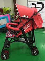 Детская Коляска-трость TILLY Jazz BT-SB-0008 RED***