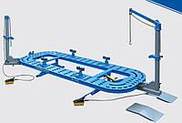 Стапель платформенный для рихтовки автомобильных кузовов B19G Trommelberg