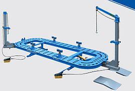 Стапель платформенный для рихтовки автомобильных кузовов B19G