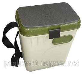 Ящик зимний Aquatech с мягкими карманами 1870-К