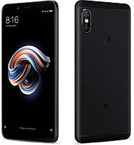 Смартфон Xiaomi Redmi Note 5 4/64GB Global Version Black Гарантия 3 месяца / 12 месяцев, фото 3