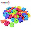 Игрушечный набор для ванны Munchkin MU-01890 Буквы и цифры, фото 3