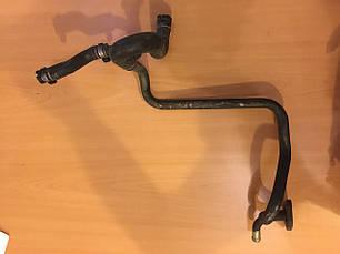 Патрубок охолодження (саксофон) Е3 Б/В IVECO 500326396, фото 3