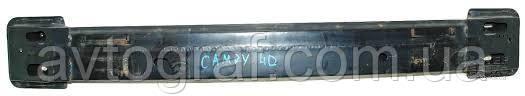 Усилитель бампера переднего на Тойота Камри (Toyota Camry) XV40 2006-2011