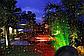 Уличный лазерный звездный проектор OUTDOOR LASER LIGHT (металлический корпус), фото 2