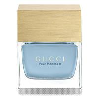 Мужская Туалетная Вода Gucci Pour Homme II 100ml edt Гуччи Пур Хом 2 (роскошный, мужественный, харизматичный)