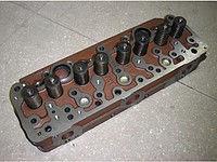 Головка блока цилиндров МТЗ-80 -82 - ГБЦ