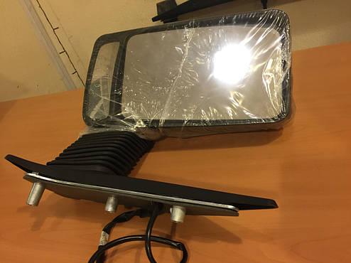 Дзеркало (електронне) видовжене кріплення ліве Е3 IVECO 504056737, фото 2