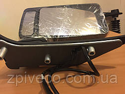 Зеркало (электронное) удлинённое крепление левое Е3 IVECO 504056737 , фото 3