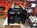 Бензогенератор генератор Интерскол ЭБ-2500К, фото 3