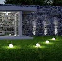 Фасадные светильники, линейные