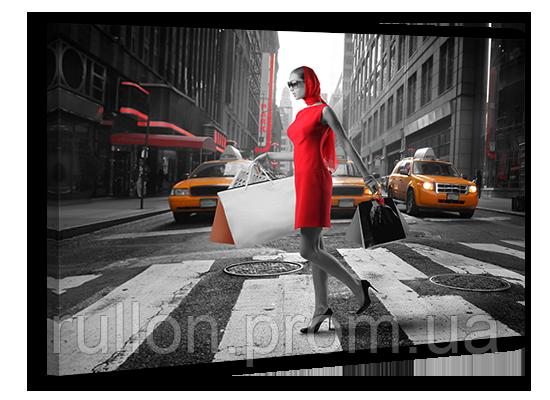 """Картина на холсте YS-Art XP142 """"Женщина 20"""" 50x70"""