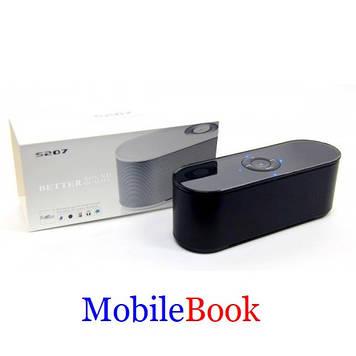 Портативная Bluetooth колонка S207