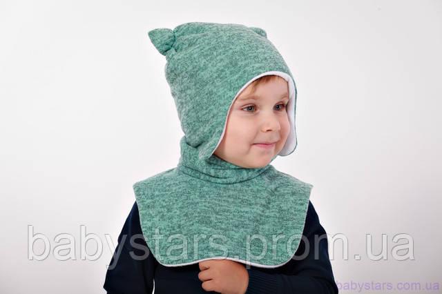 Детские зимние головные уборы