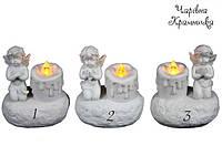 Светодиодная свеча Ангелочек